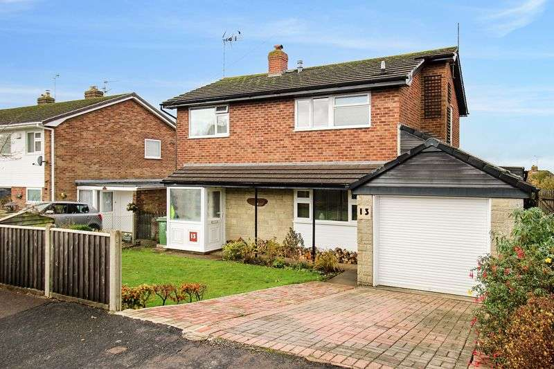 3 Bedrooms Property for sale in Westerley Close, Cinderford