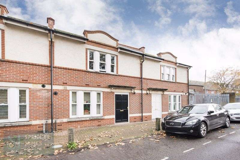 3 Bedrooms Property for sale in Woolwich Manor Way, North Woolwich, E16