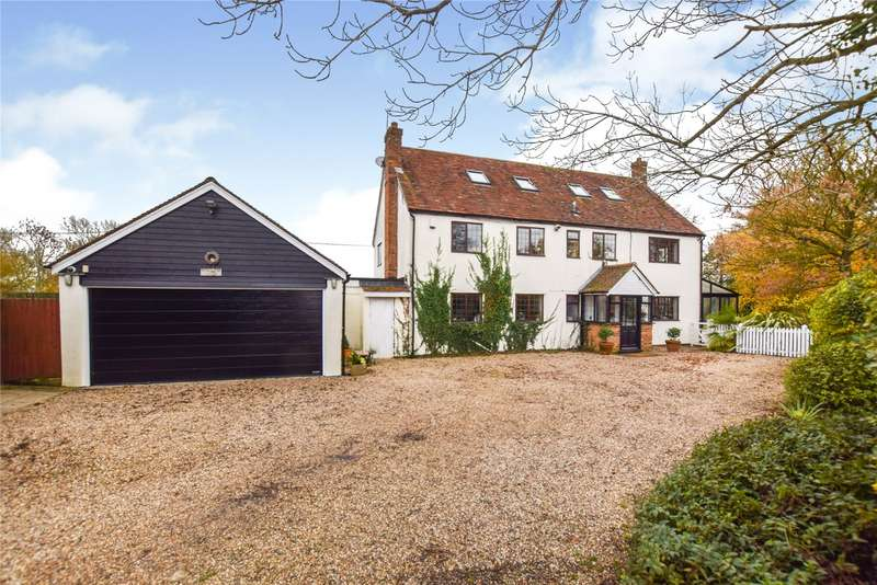 6 Bedrooms Detached House for sale in Fingrith Hall Lane, Blackmore, Ingatestone, Essex