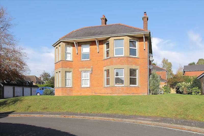 2 Bedrooms Apartment Flat for sale in Bicester House, Bicester Close, Whitchurch