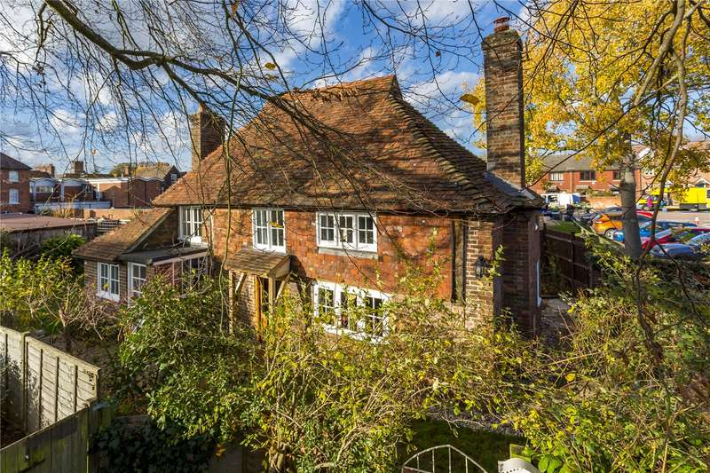 3 Bedrooms Detached House for sale in Church Street, Edenbridge, Kent