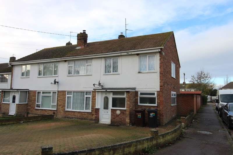 3 Bedrooms Semi Detached House for sale in 13 St. Marys Road, Aingers Green, Great Bentley, Colchester, Essex