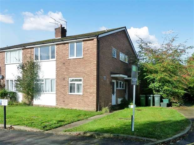 2 Bedrooms Flat for sale in Gilpin Green, Harpenden