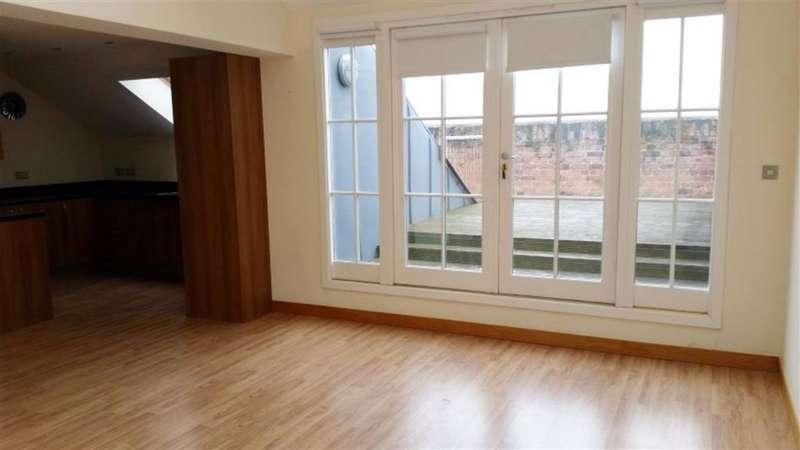2 Bedrooms Penthouse Flat for rent in Dock Road, Birkenhead, Merseyside