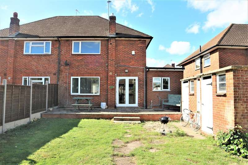 4 Bedrooms Semi Detached House for sale in Wycliffe Close, Welling, Kent, DA16 3LZ