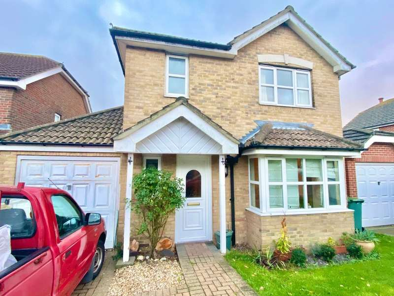 4 Bedrooms Detached House for sale in Woodland View, Ryde