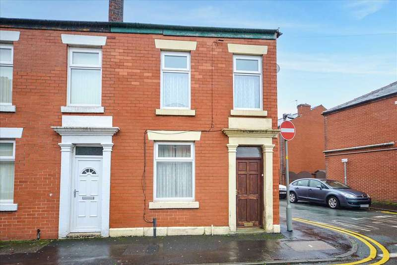 2 Bedrooms End Of Terrace House for sale in Gillibrand Walks, Chorley