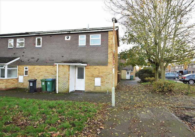 3 Bedrooms End Of Terrace House for rent in Brushrise,, Herts, Watford