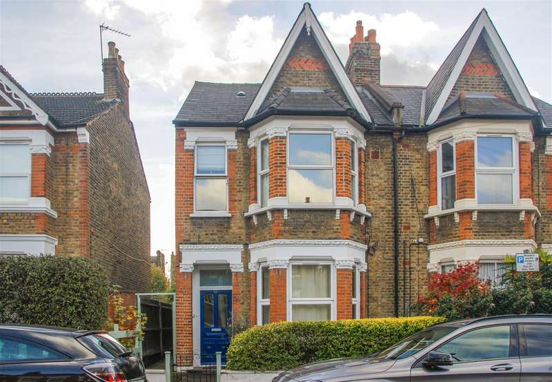 3 Bedrooms Flat for sale in Davenport Road, Catford, London