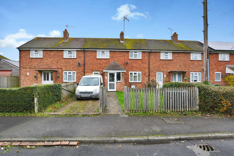 3 Bedrooms Terraced House for sale in Thorne Estate, Pluckley, Ashford