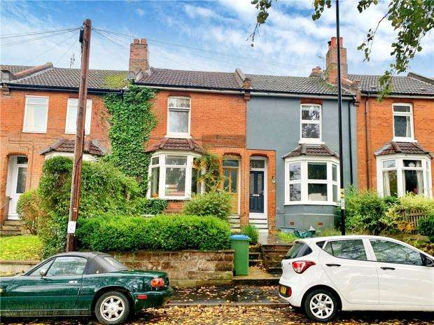 3 Bedrooms Terraced House for sale in Manor Farm Road, Southampton, Hampshire