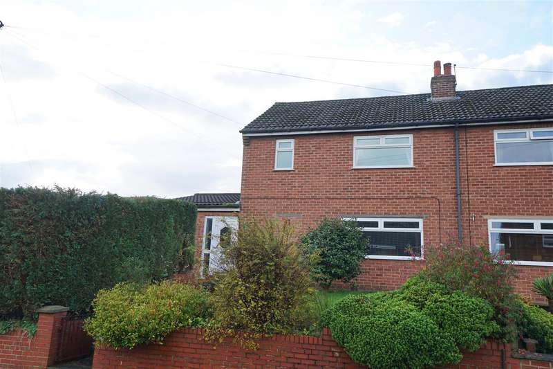 4 Bedrooms Semi Detached House for sale in Nightingale Road, Blackrod, Bolton