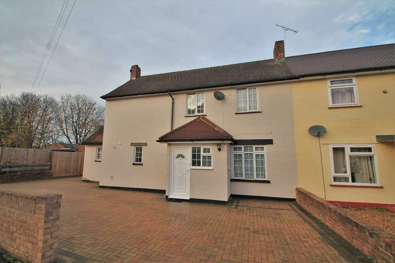 3 Bedrooms Semi Detached House for sale in Alanbrooke, Gravesend , DA12 1NA