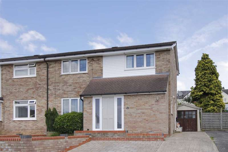 3 Bedrooms Semi Detached House for sale in Bellevue, Whitchurch, Whitchurch
