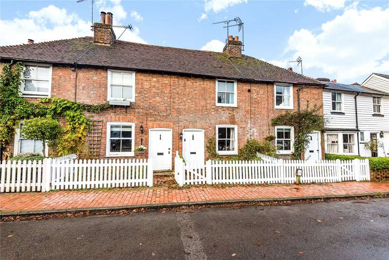 2 Bedrooms Terraced House for sale in High Street, Frant