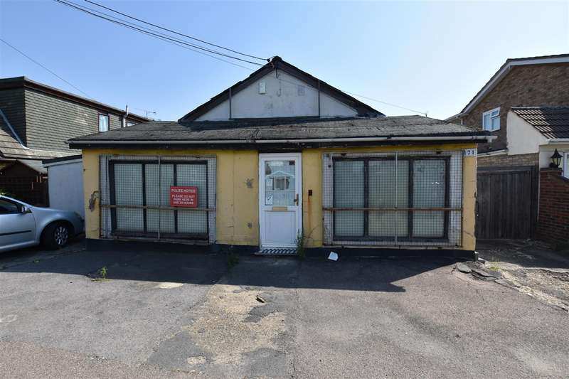 Land Commercial for sale in High Street, Canvey Island