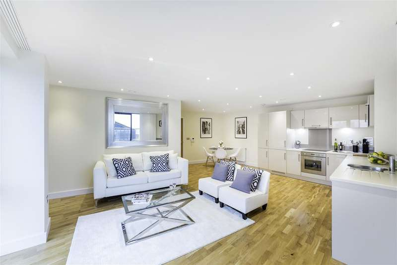 3 Bedrooms Flat for sale in Arc House, Maltby Street, Tower Bridge, London