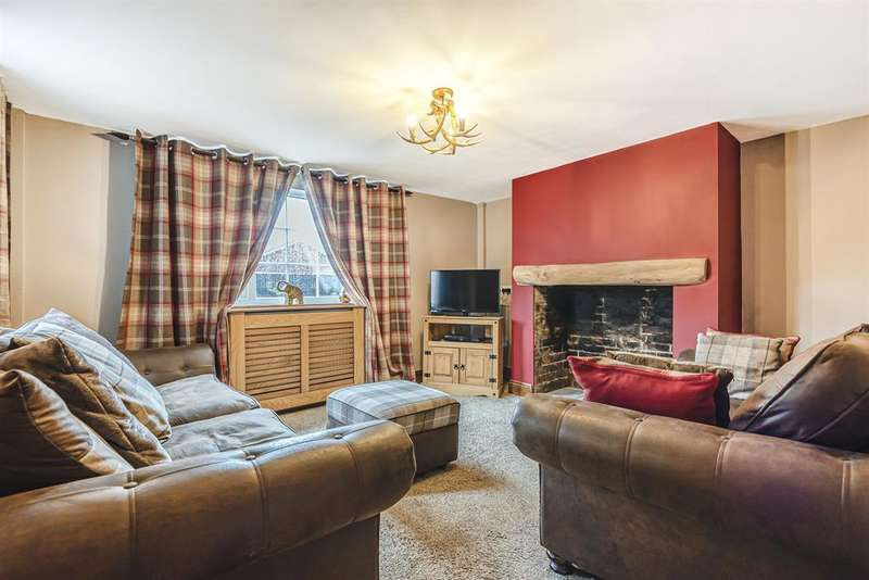 3 Bedrooms Semi Detached House for sale in White Pit Way, Swaby, Alford, LN13 0AZ