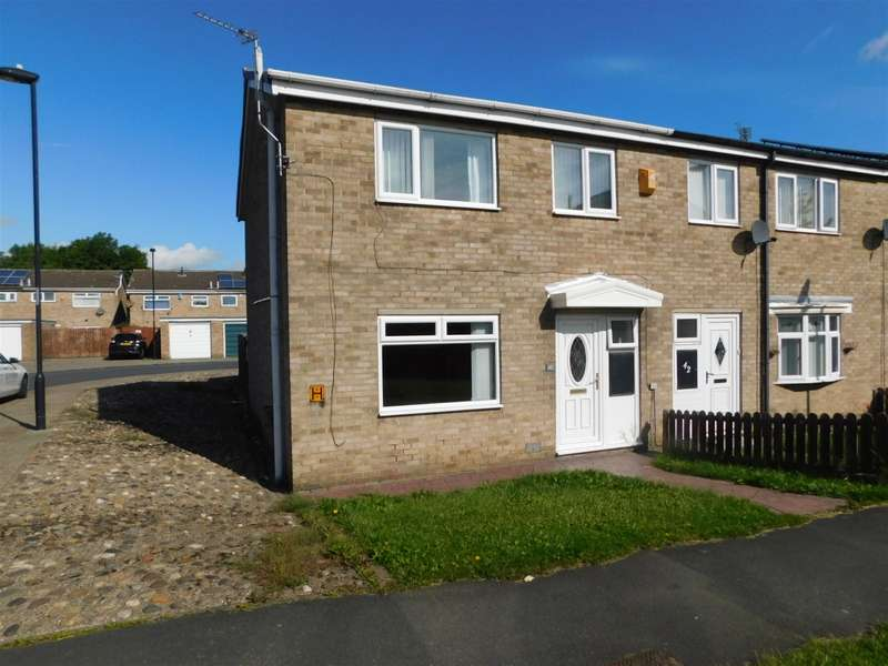 3 Bedrooms End Of Terrace House for rent in Aldwych Drive, North Shields, NE29 8SY