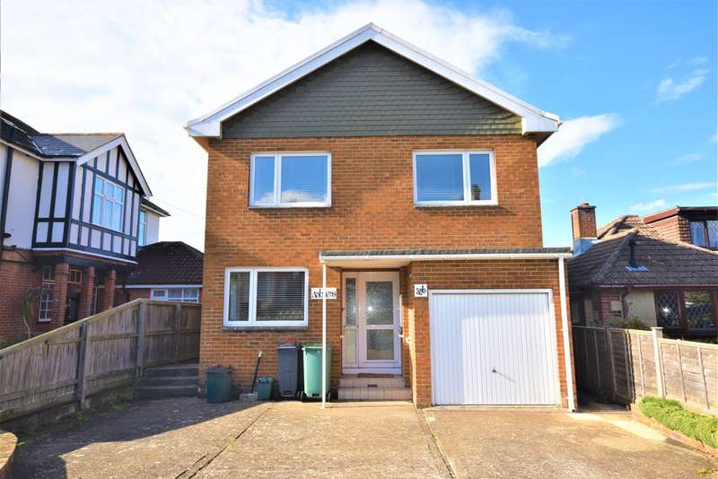 4 Bedrooms Detached House for sale in Castle Road, Newport