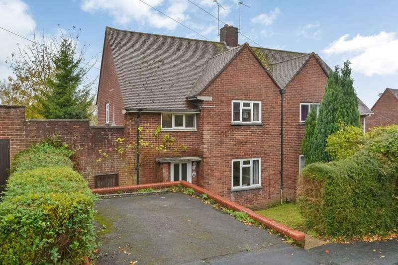 4 Bedrooms Semi Detached House for sale in Winnall Manor Road, Winnall, Winchester, SO23