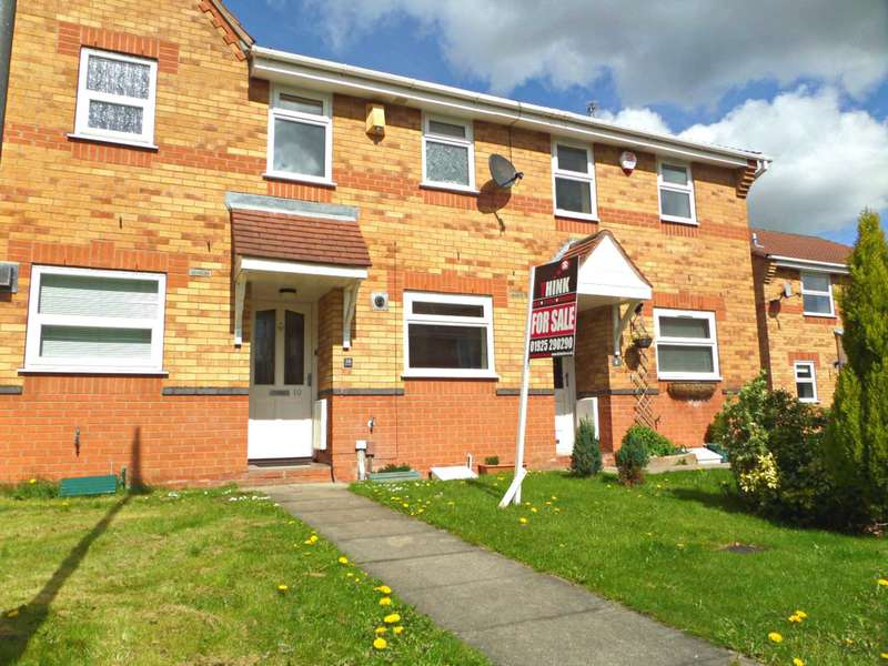 2 Bedrooms Semi Detached House for rent in Serin Close, Newton Le Willows