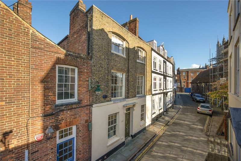 5 Bedrooms Terraced House for sale in St Alphege Lane, Canterbury, CT1