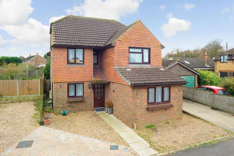 3 Bedrooms Detached House for sale in Lysander Close, Aerodrome Road, Bekesbourne, Canterbury, CT4