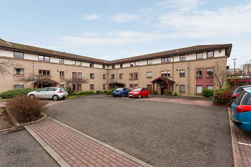 2 Bedrooms Flat for sale in North Werber Place, Fettes, Edinburgh, EH4 1TE