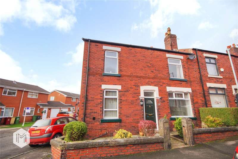 3 Bedrooms End Of Terrace House for sale in Pioneer Street, Horwich, Bolton, BL6