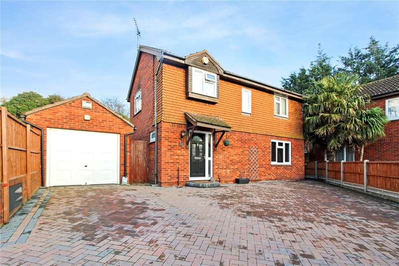4 Bedrooms Detached House for sale in Diligent Drive, Sittingbourne, ME10