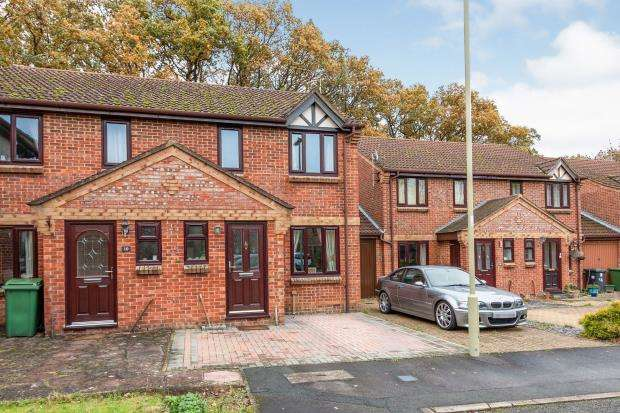 3 Bedrooms Semi Detached House for sale in Chineham, Basingstoke, Hampshire