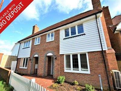 3 Bedrooms Semi Detached House for rent in Boreham Street, Hailsham, BN27