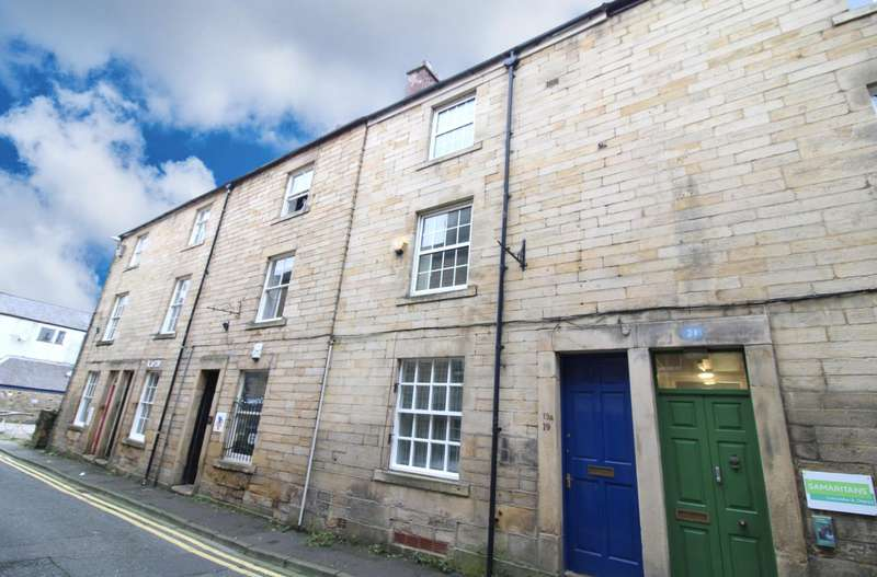 3 Bedrooms Terraced House for sale in City Centre Investment Property On Sun Street, Lancaster