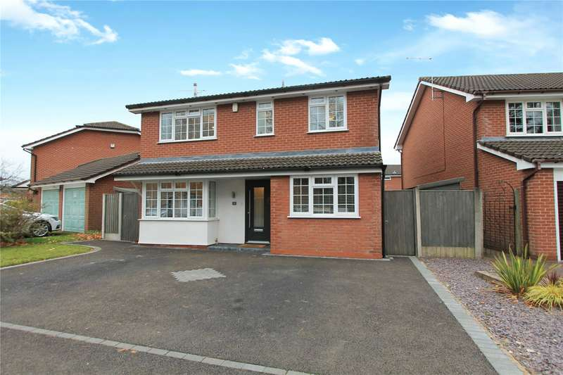 4 Bedrooms Detached House for sale in Leyland Grove, Haslington, Crewe, CW1