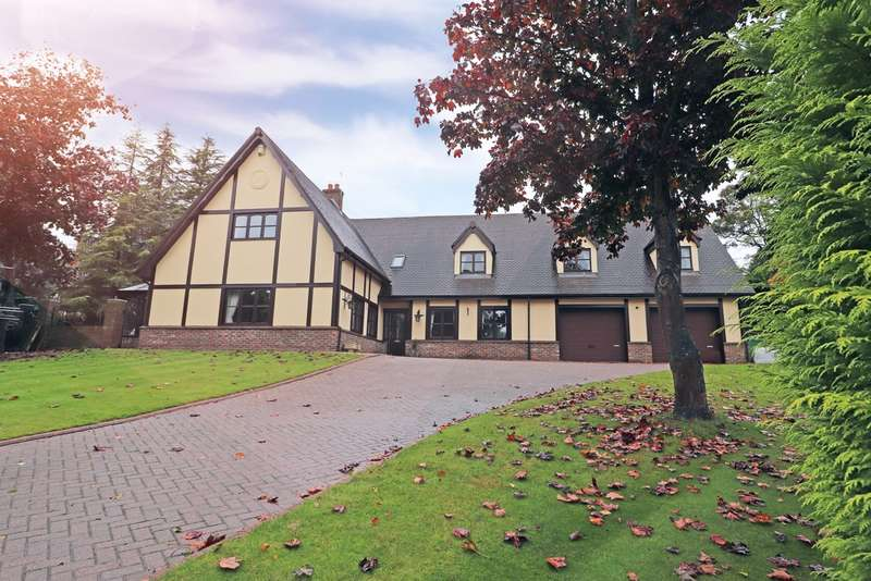 6 Bedrooms Detached House for sale in Park Drive, West Park, Hartlepool