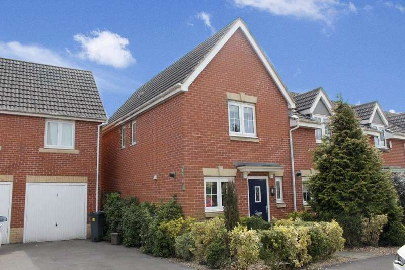 2 Bedrooms Property for rent in Willowbrook Gardens, St Mellons, Cardiff