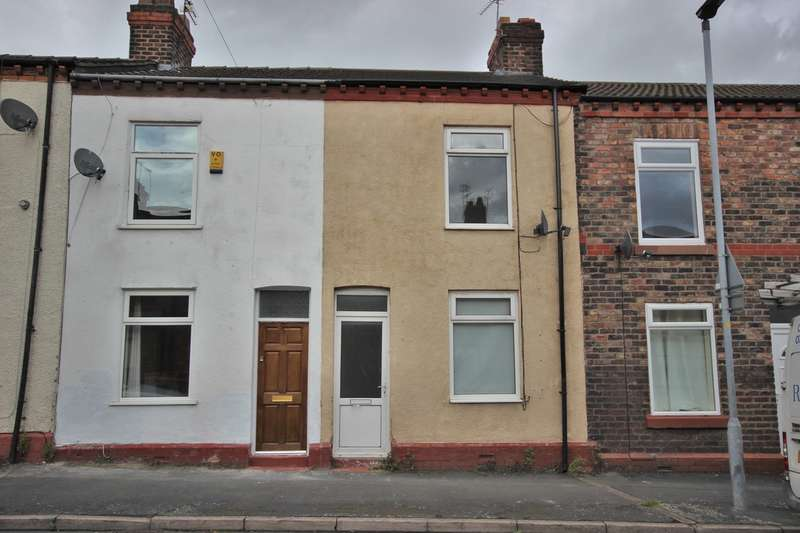 2 Bedrooms Terraced House for rent in Cooper Street, Widnes, WA8
