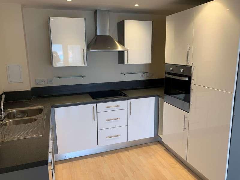 2 Bedrooms Flat for rent in Winterthur Way, Basingstoke