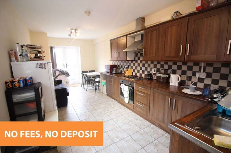 5 Bedrooms End Of Terrace House for rent in Manor Street, Heath, Cardiff