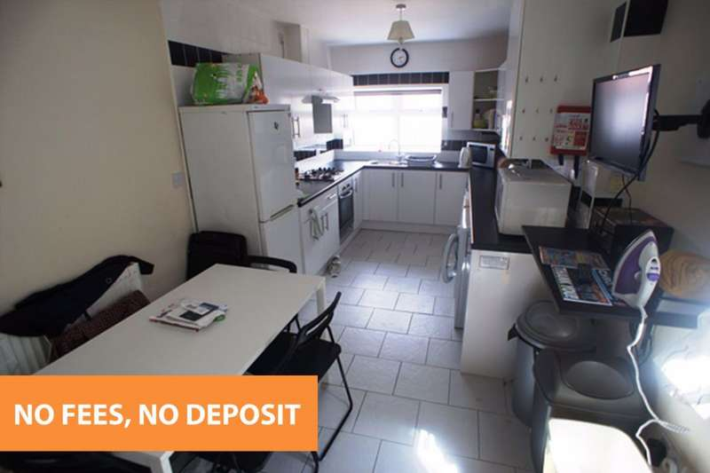 5 Bedrooms Terraced House for rent in Manor Street, Heath, Cardiff