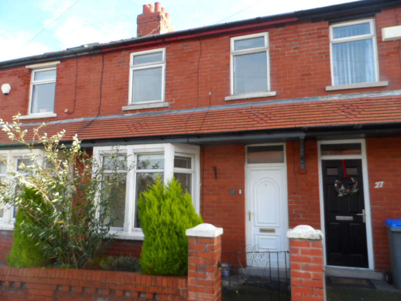 3 Bedrooms Terraced House for rent in Canterbury Avenue, Blackpool, FY3 9PT
