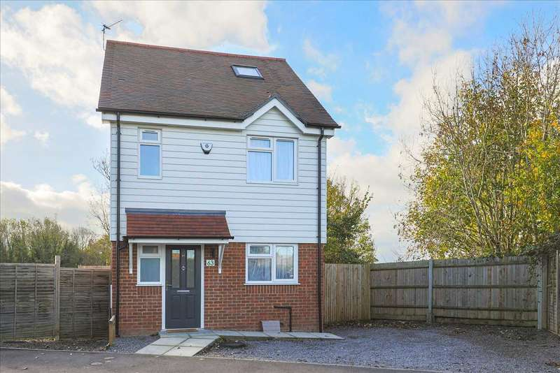 3 Bedrooms Detached House for sale in Forest Hill, Maidstone, ME15 6SP