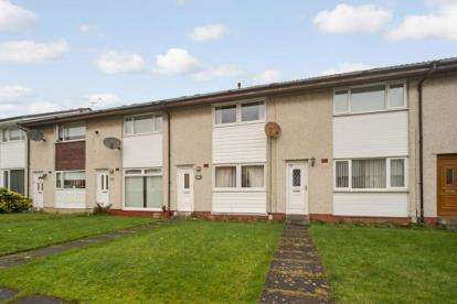 2 Bedrooms Terraced House for sale in Holmhills Road, Cambuslang