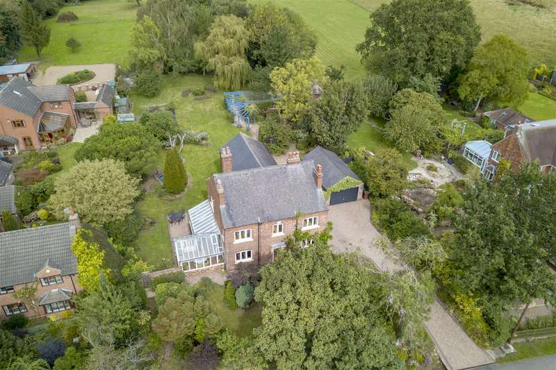 5 Bedrooms Detached House for sale in Derby Road, Risley