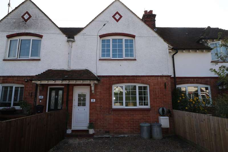 2 Bedrooms Terraced House for sale in Powder Mills, Leigh, Tonbridge