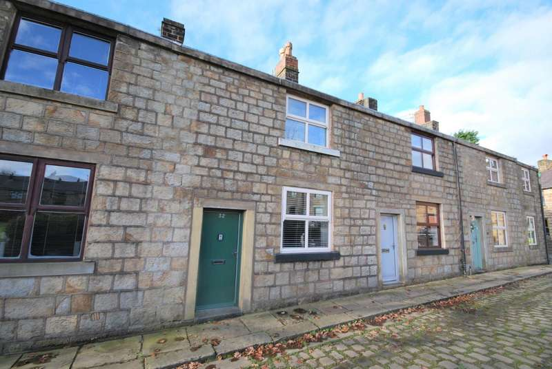 2 Bedrooms Cottage House for sale in Mount Pleasant, Nangreaves, Bury