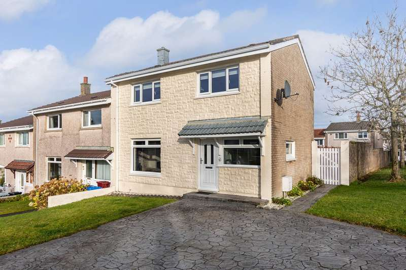 3 Bedrooms End Of Terrace House for sale in Melbourne Green, East Kilbride, Glasgow, G75