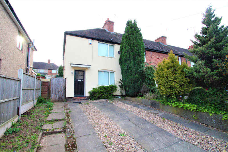 4 Bedrooms Semi Detached House for rent in Seagrave Road, CV1