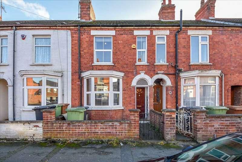 3 Bedrooms Terraced House for rent in Lister Road, Wellingborough, NN8 4EN